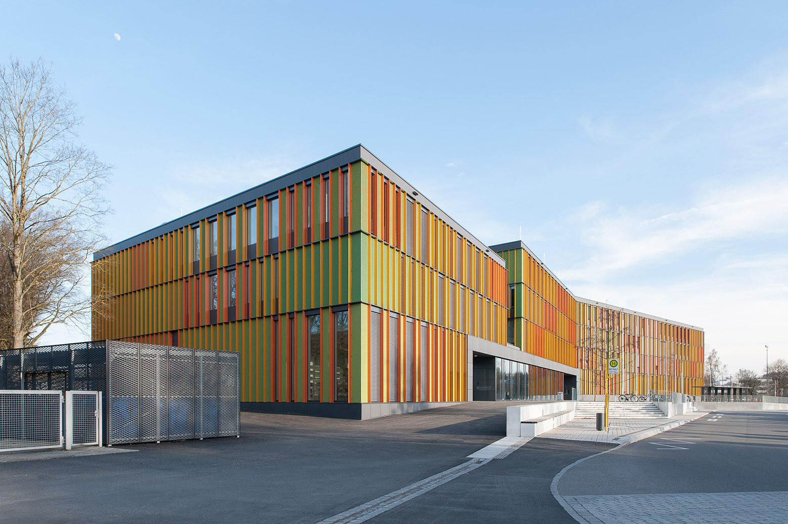 Learning Centre Biberach / Lanz Schwager Architekten | ArchDaily