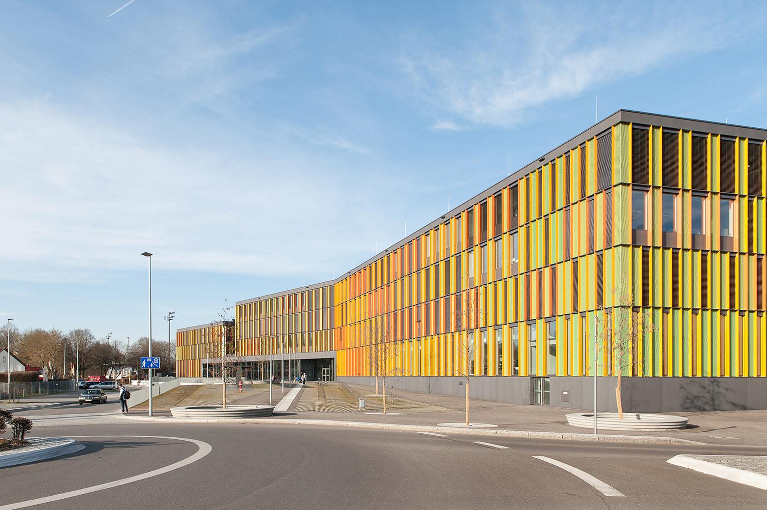 Architekten Konstanz gallery of learning centre biberach lanz schwager architekten 15