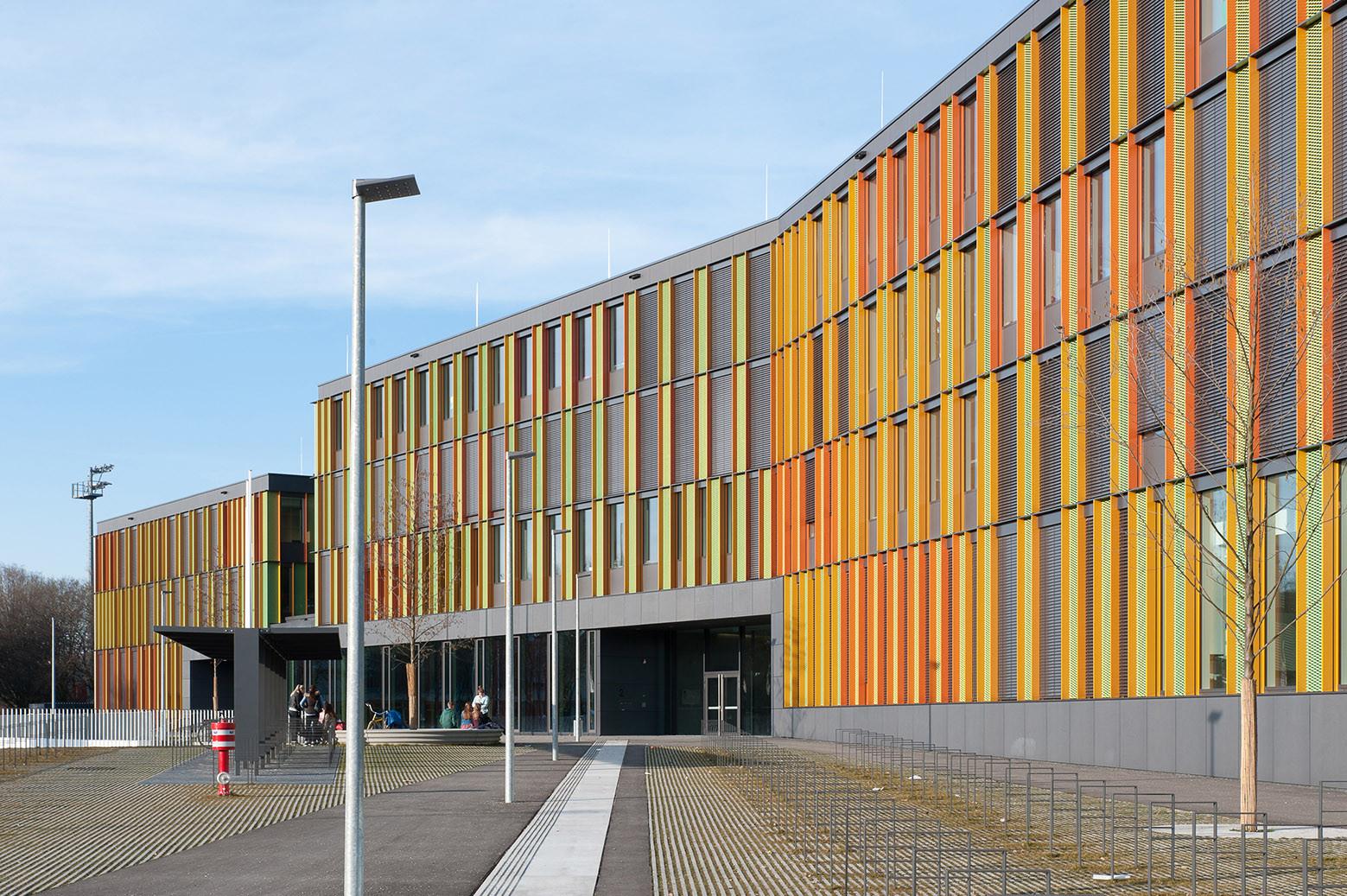 Architekten Konstanz gallery of learning centre biberach lanz schwager architekten 16