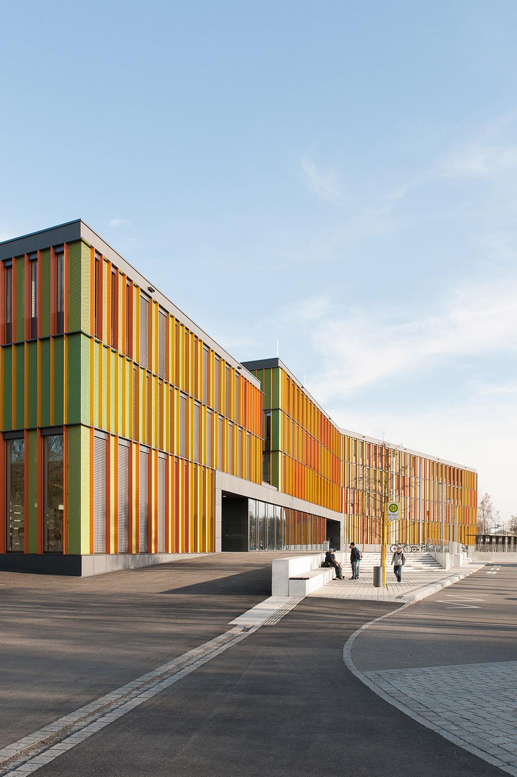 Architekten Konstanz gallery of learning centre biberach lanz schwager architekten 6