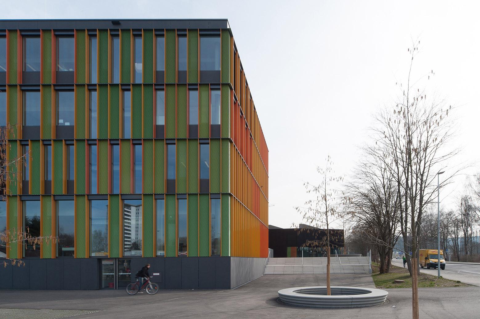 Architekten Konstanz gallery of learning centre biberach lanz schwager architekten 17