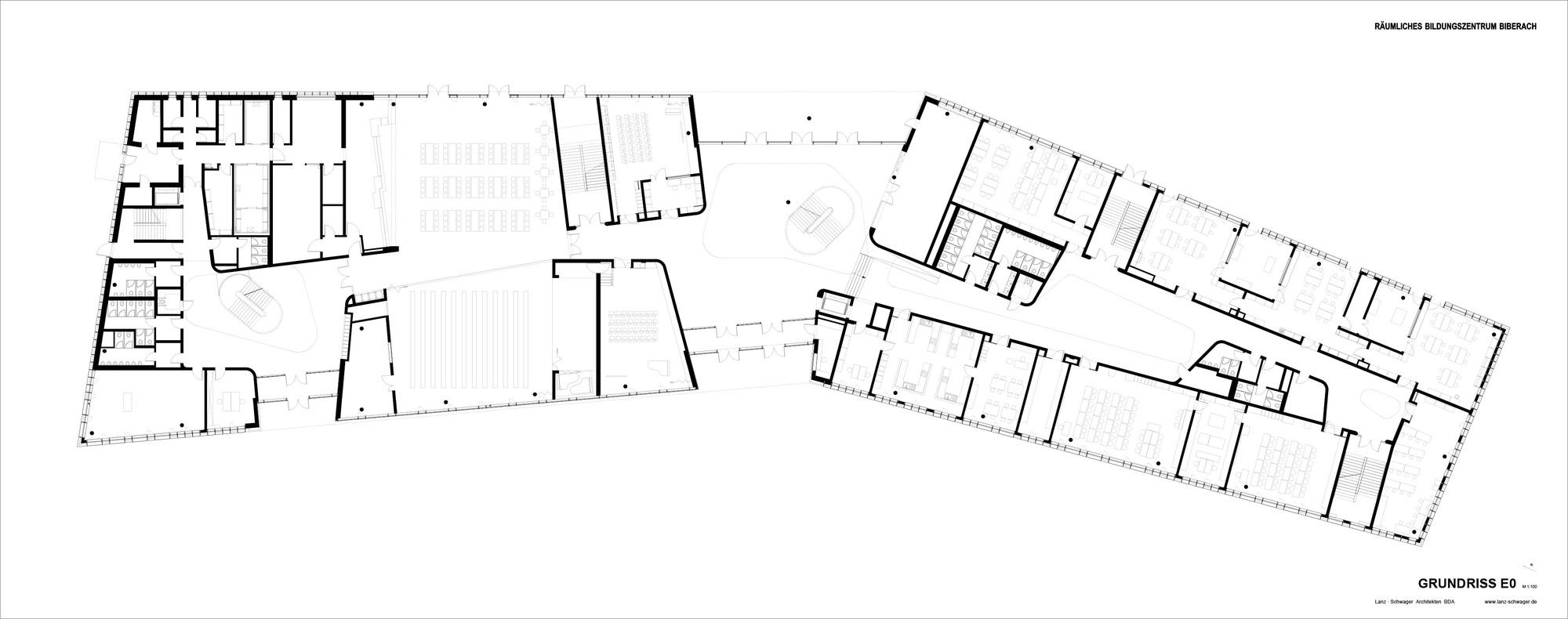 Architekten Biberach gallery of learning centre biberach lanz schwager architekten 50