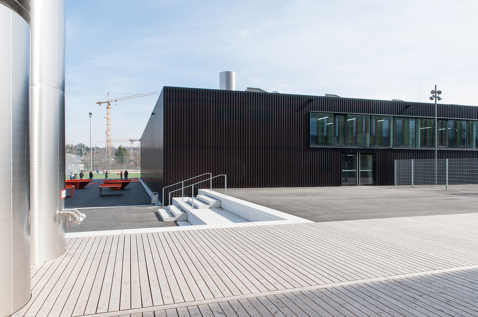 Architekten Biberach gallery of learning centre biberach lanz schwager architekten 27