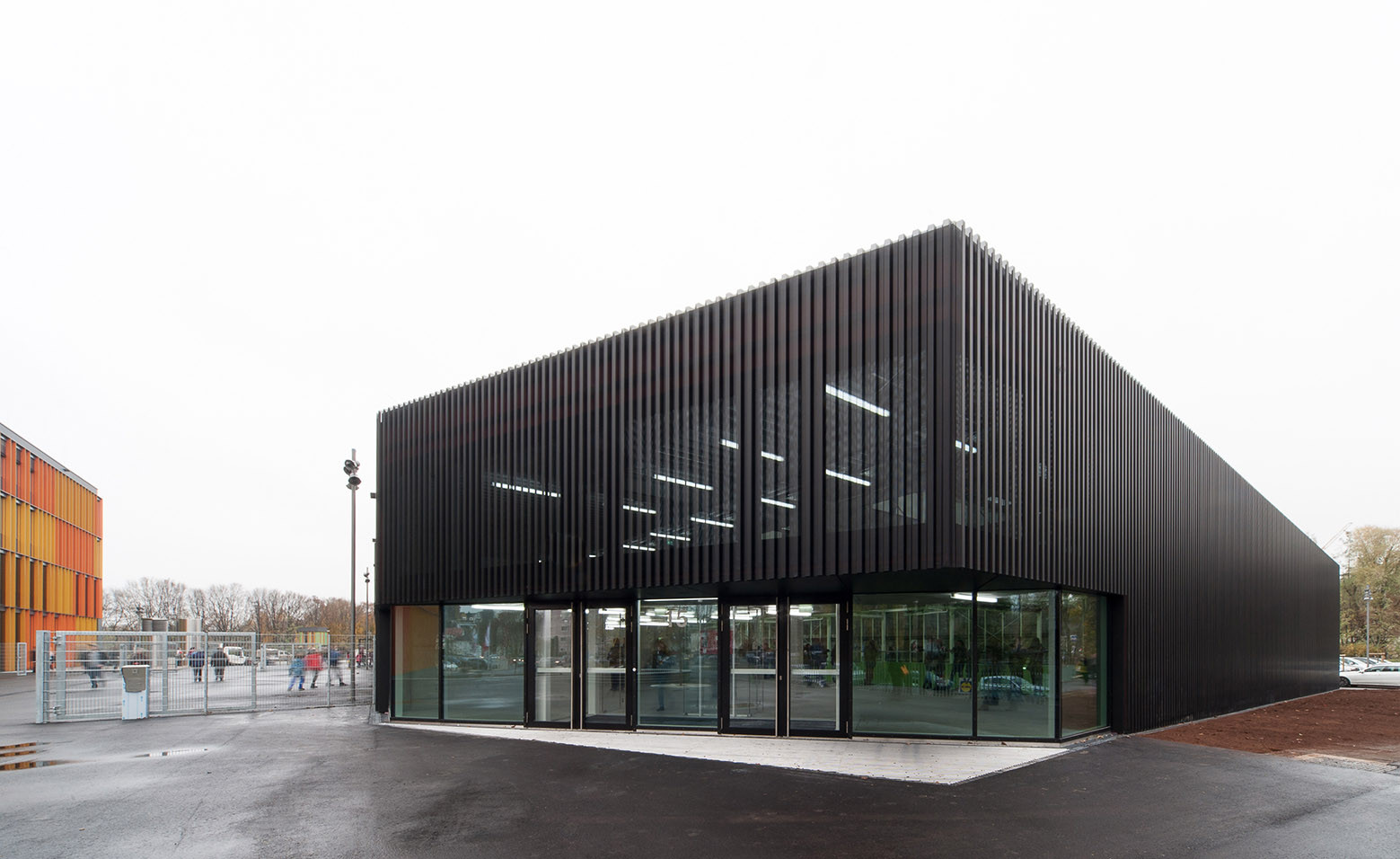 Gallery of Learning Centre Biberach / Lanz Schwager