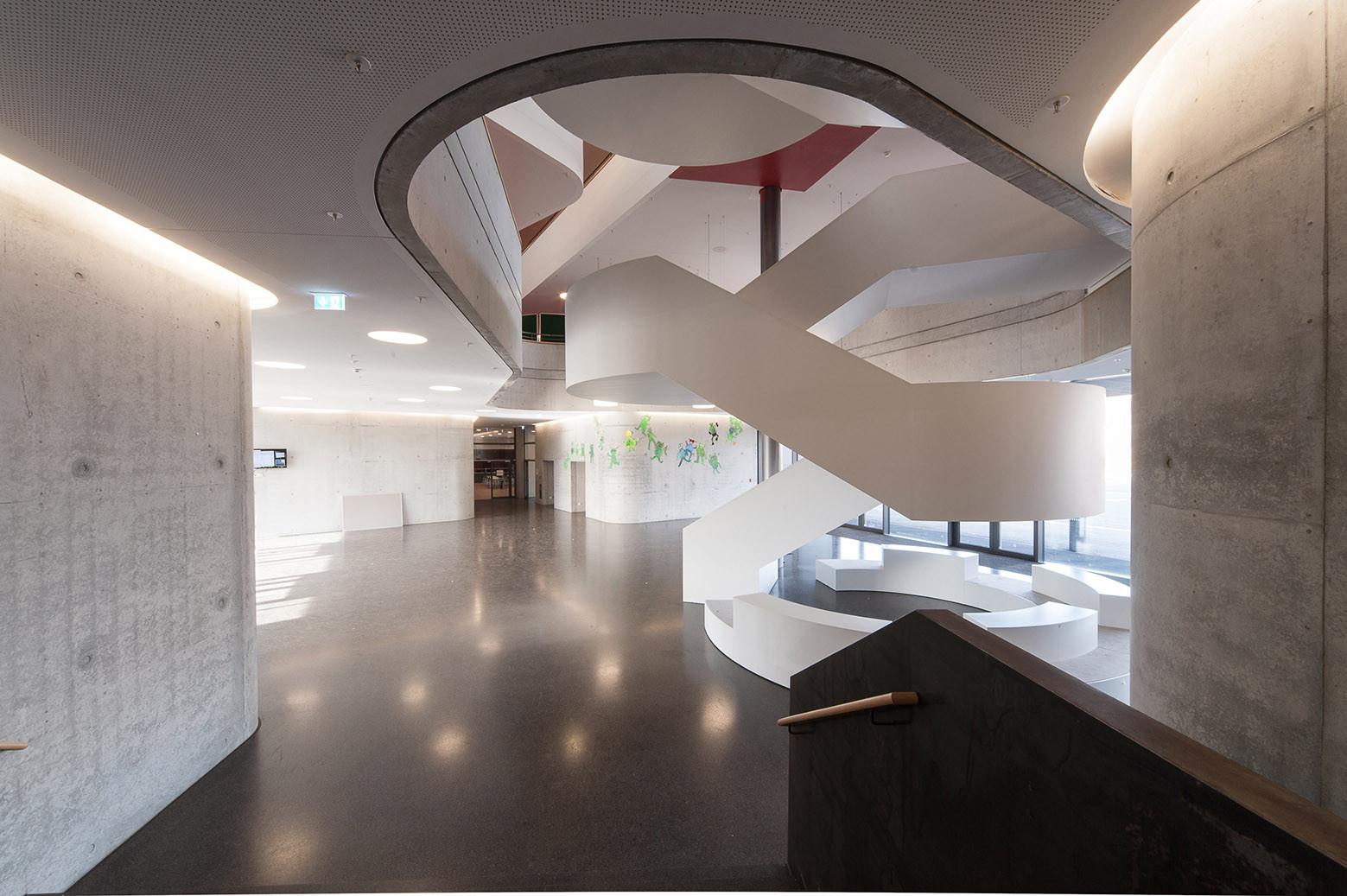 Architekten Konstanz gallery of learning centre biberach lanz schwager architekten 35