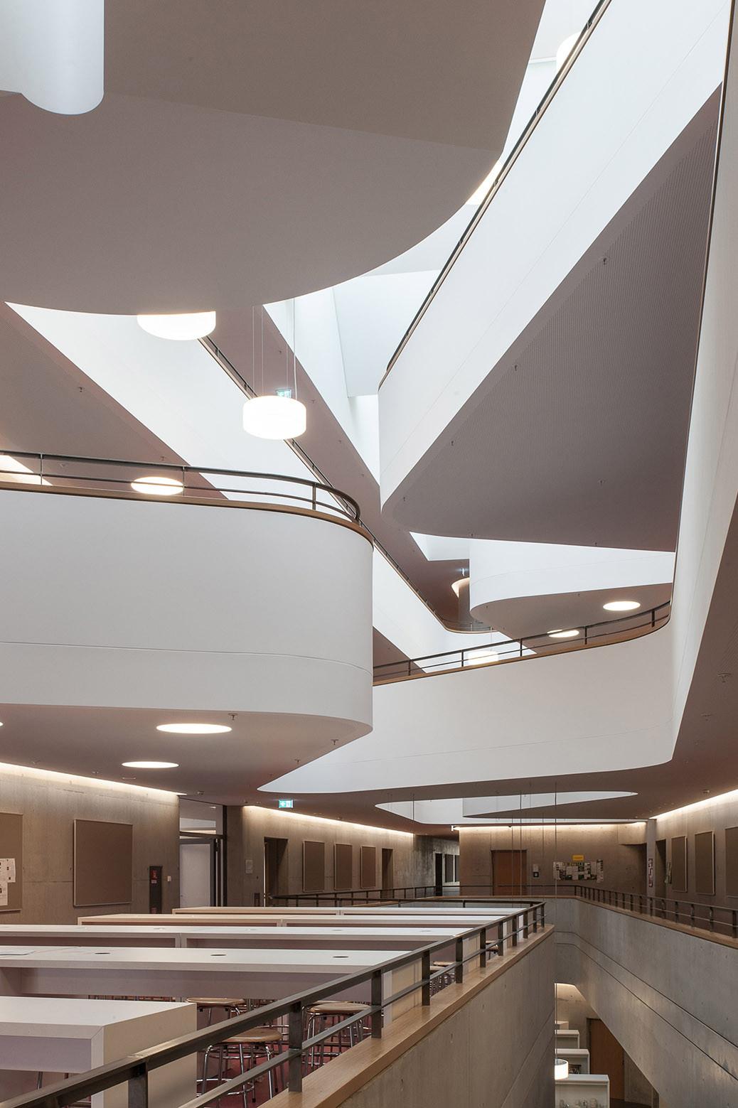 Architekten Konstanz gallery of learning centre biberach lanz schwager architekten 42