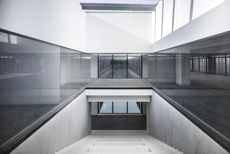 Edificio makro enrique bardaj asociados plataforma for Oficinas makro madrid