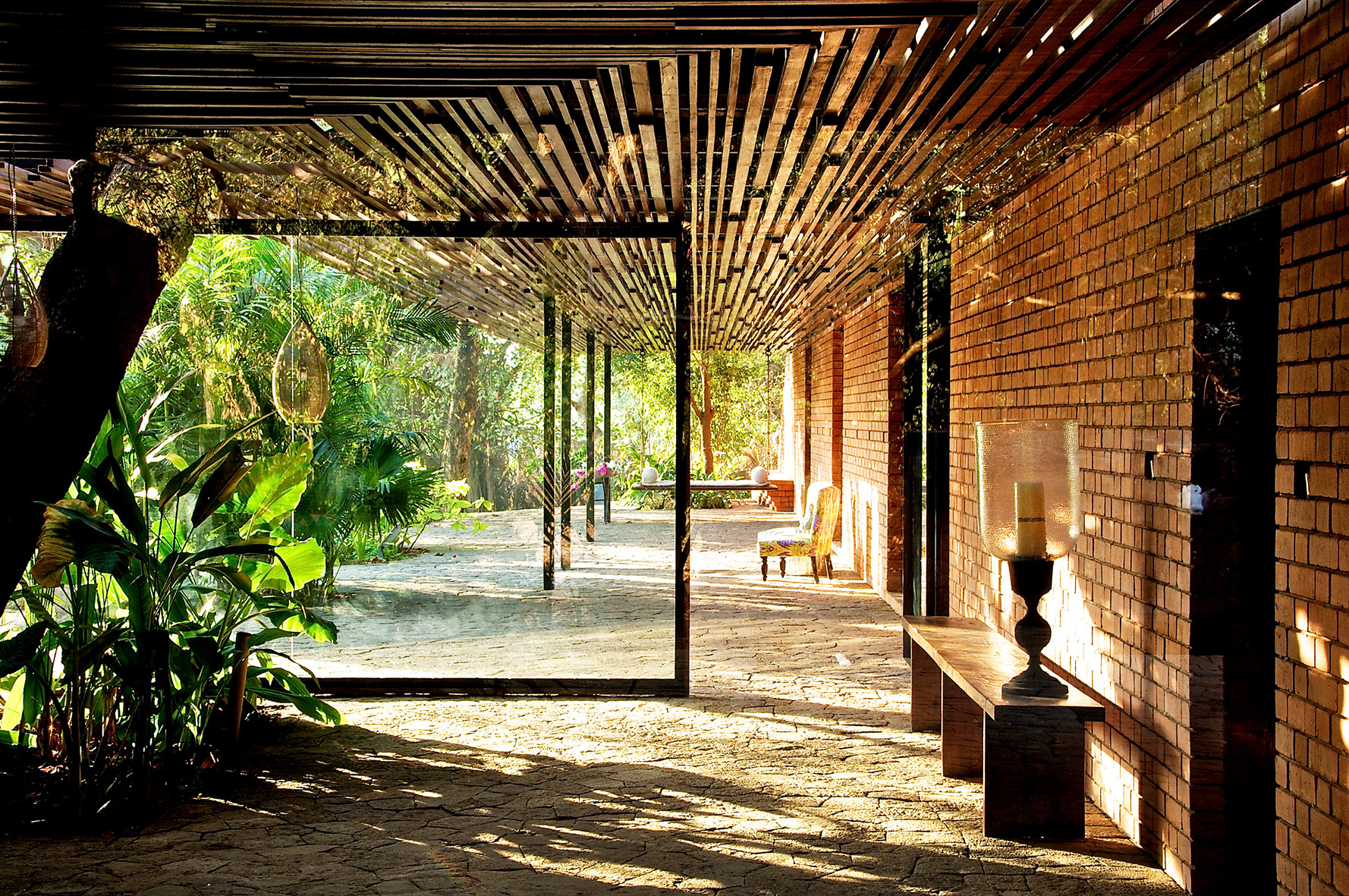 Emerging Practices In India: SPASM Design Architects, House At Alibaug.  Image Courtesy Of