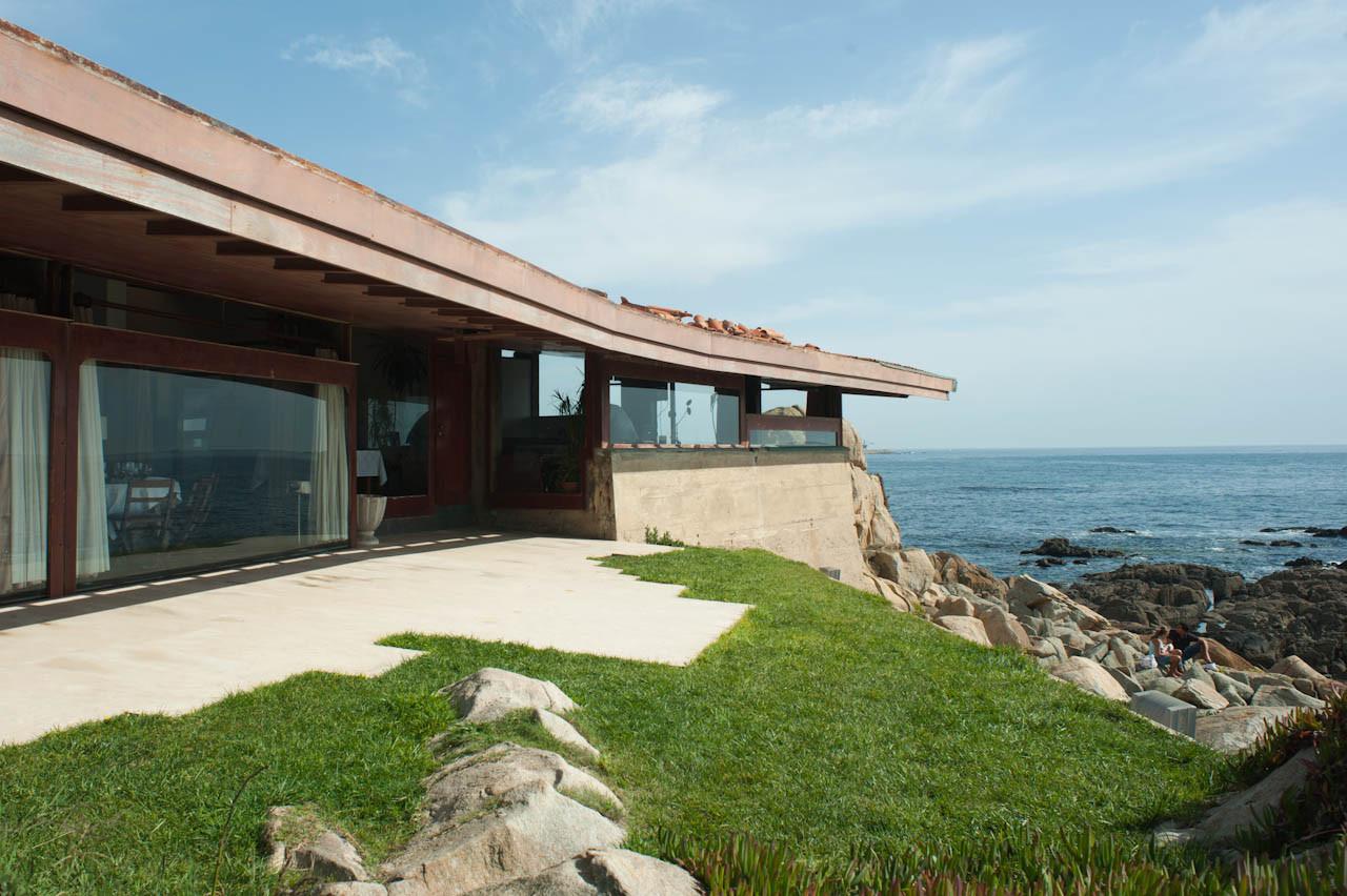 Casa de Chá Boa Nova, de Álvaro Siza, reabre como um restaurante, © LeonL