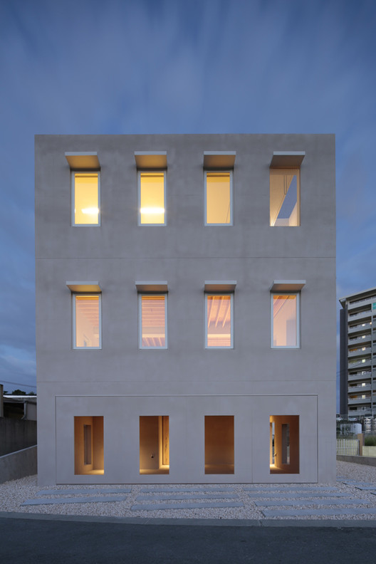 House in Tomigusuku / Rhythmdesign, © Koichi Torimura