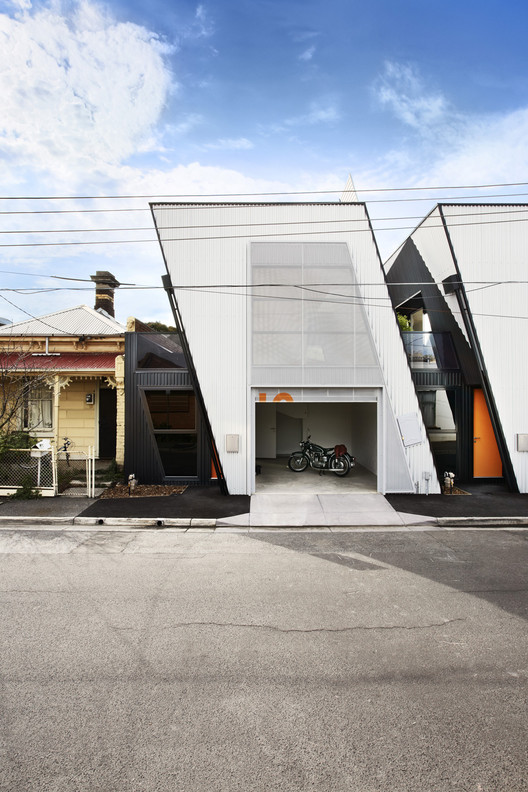Hunter Street / ODR Architects, © Armelle Habib