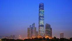 Hong Kong's International Commerce Centre Wins Inaugural CTBUH Performance Award