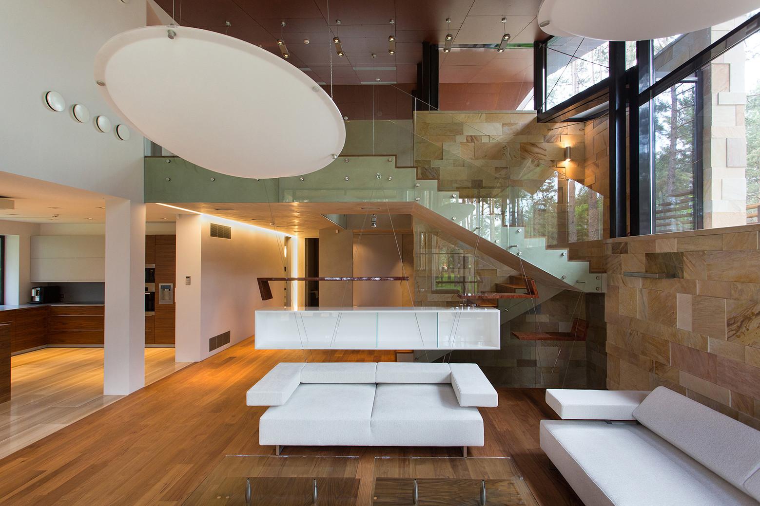 Gallery of fl gel haus arch d 3 - Interiorismo y decoracion moderna ...