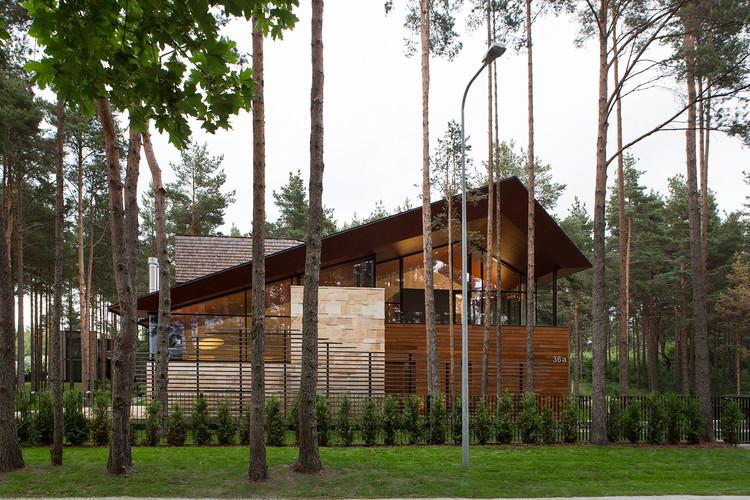 Casa Flügel / Arch-D, Cortesia de Arch-D