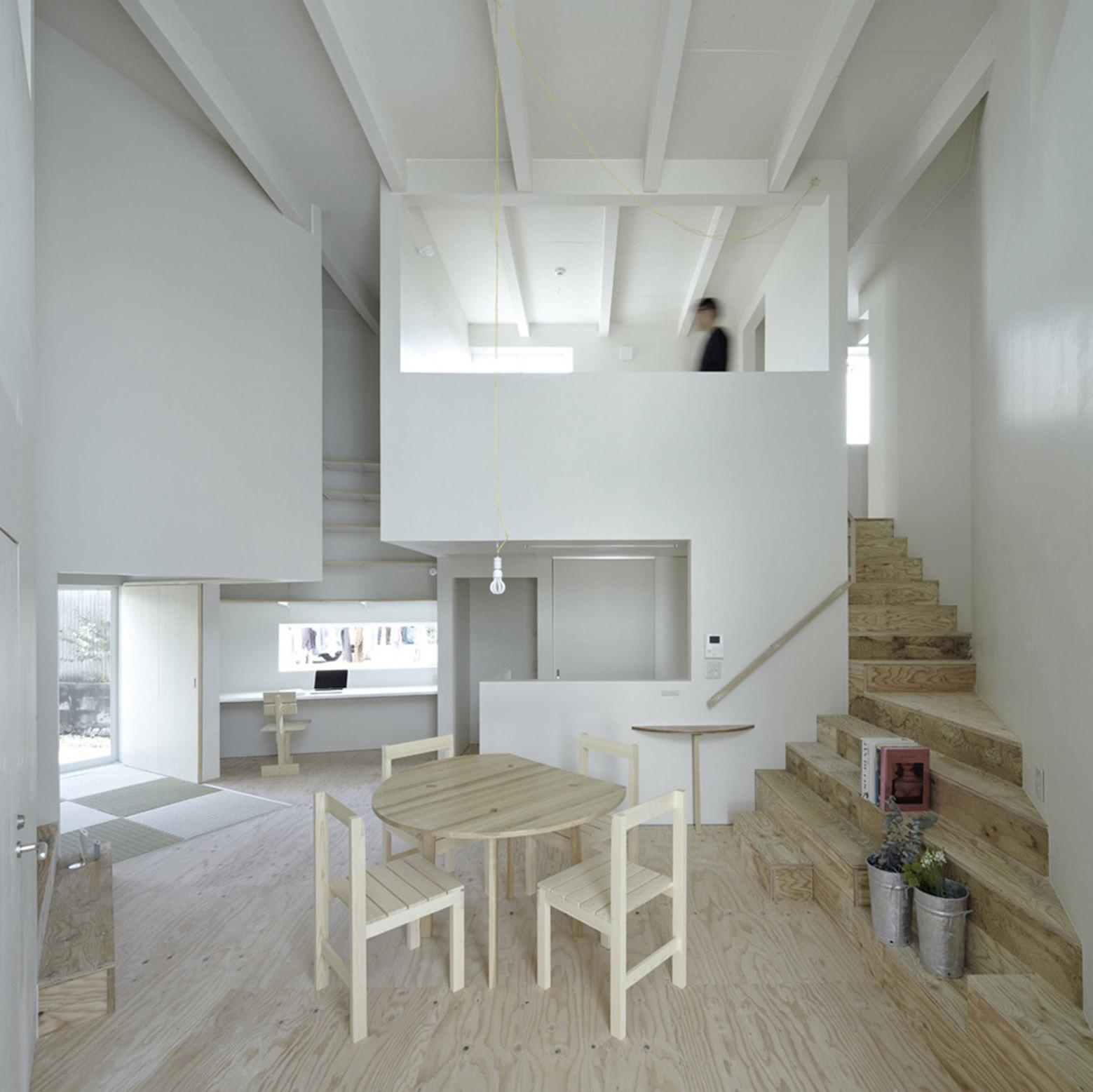 House In Iizuka / Rhythmdesign, © Koichi Torimura