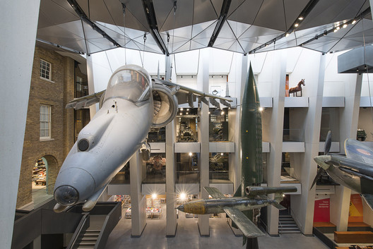 Imperial War Museum / Foster + Partners
