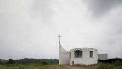 Iglesia católica en Qichun / Leekostudio