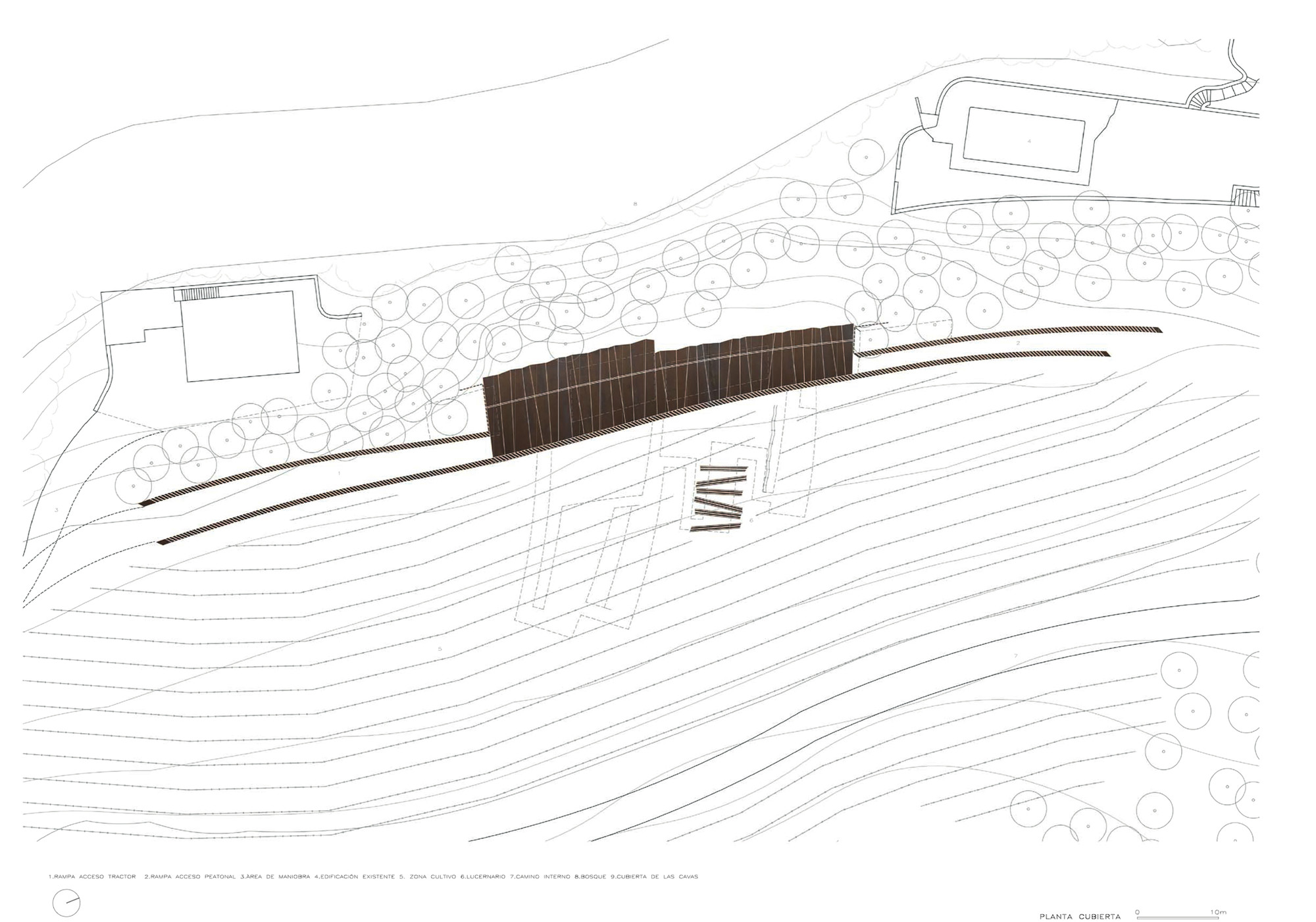 Gallery Of Bell Lloc Winery Rcr Arquitectes 28