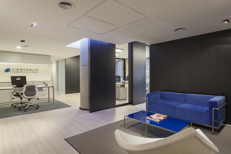 Oficinas Nisenbaum Comunicaciones / vEstudio, © Andrés Negroni