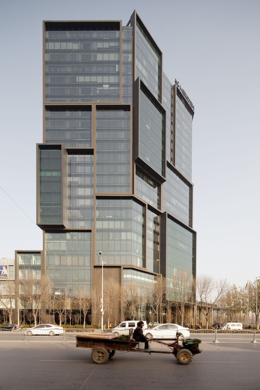 Le Meridien Zhengzhou / Neri&Hu Design and Research Office, © Pedro Pegenaute