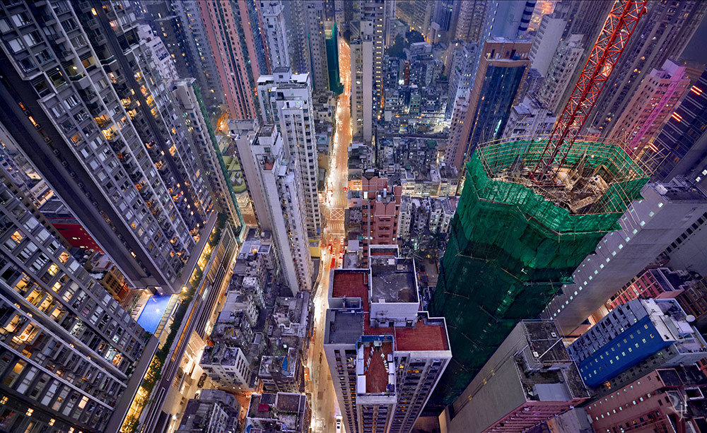 Fotografía de Arquitectura: Capturando la vertiginosa verticalidad de Hong Kong