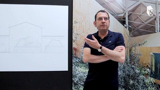 Entrevista: Iñaki Ábalos, comisario Pabellón de España Bienal de Venecia 2014