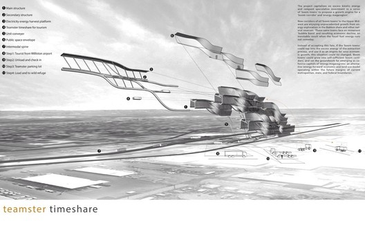 Jury Winner_Future Voices_chun_liu_Teamster Timeshare. Image Courtesy of The Morpholio Project