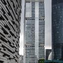 R&F Centre, Guangzhou, China {Project Design Director - Ken Wai, Aedas]. Image Courtesy of Aedas