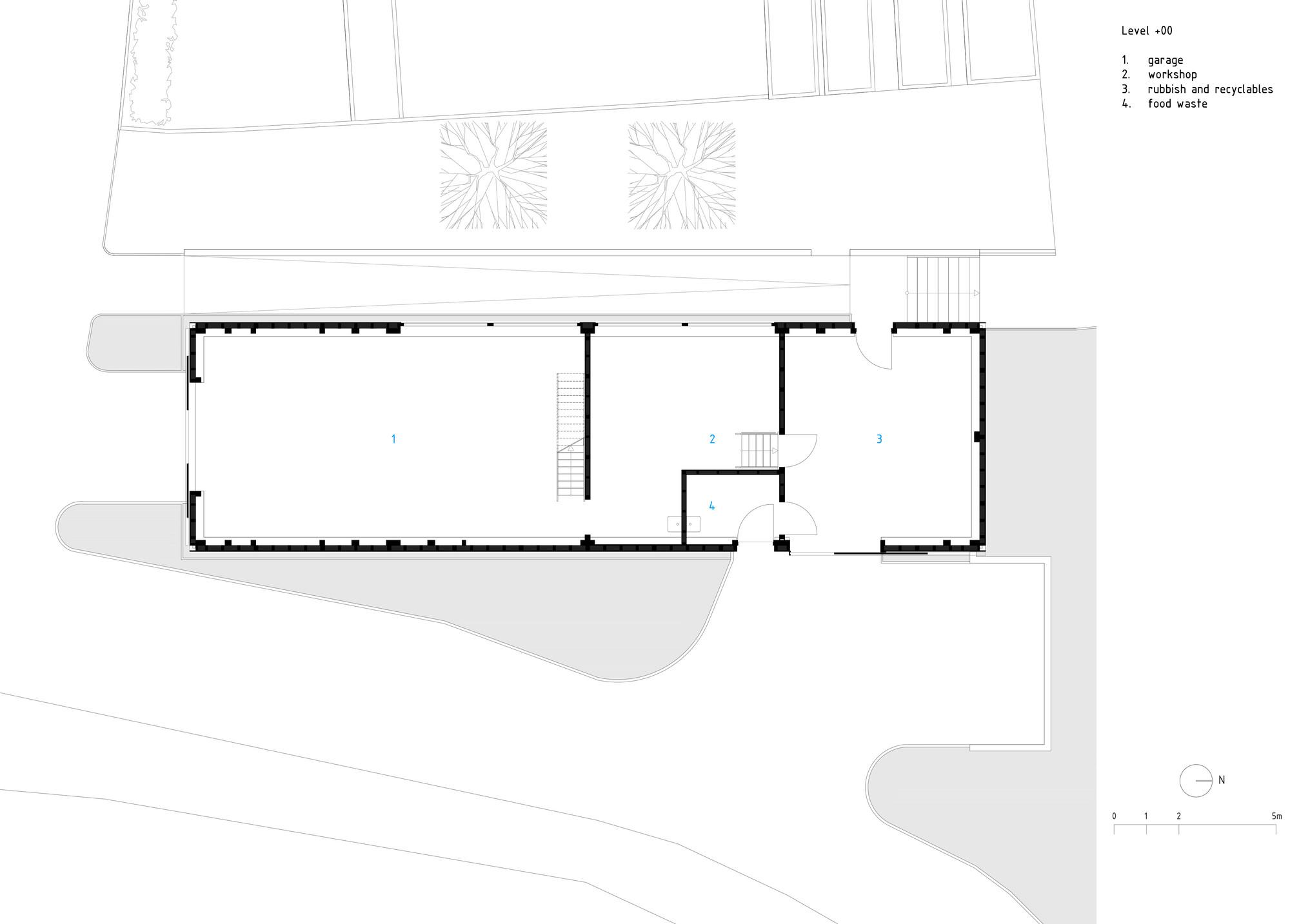 Gallery Of Hangar Xs Ecker Architekten 12