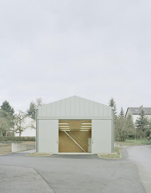 Hangar XS / Ecker Architekten, © Brigida González