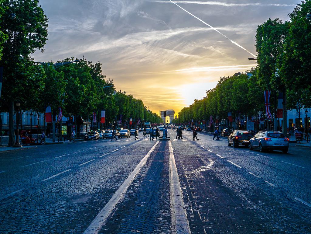 """As 10 ruas mais famosas do mundo segundo """"Architecture and Design"""""""