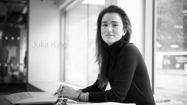 Entrevista com Julia King - a arquiteta do futuro(?), Julia King