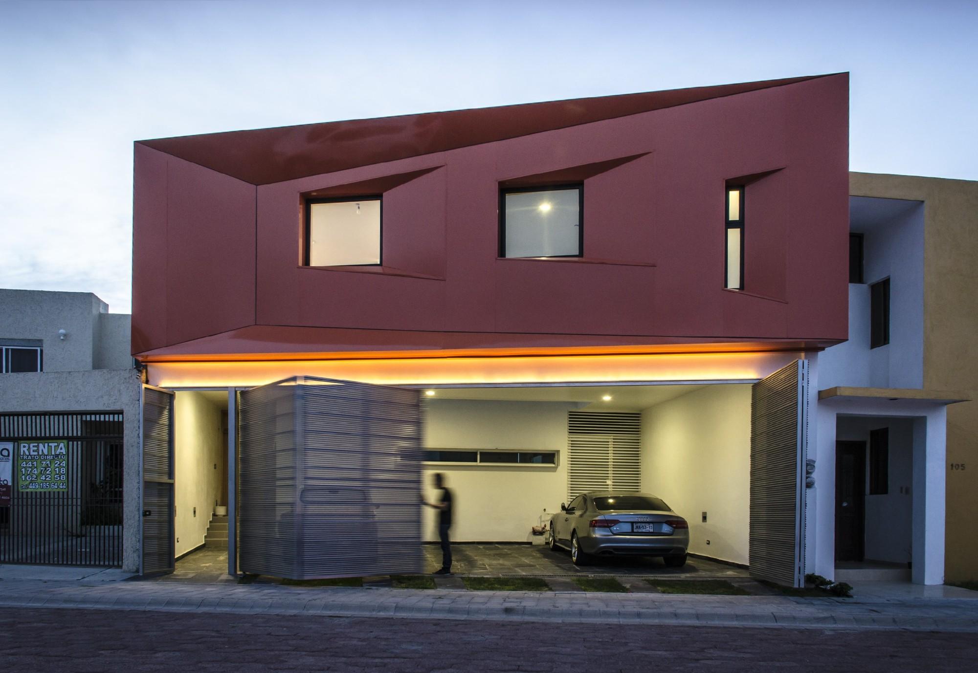 C+G House / Plastik Arquitectos, © Oscar Hernández