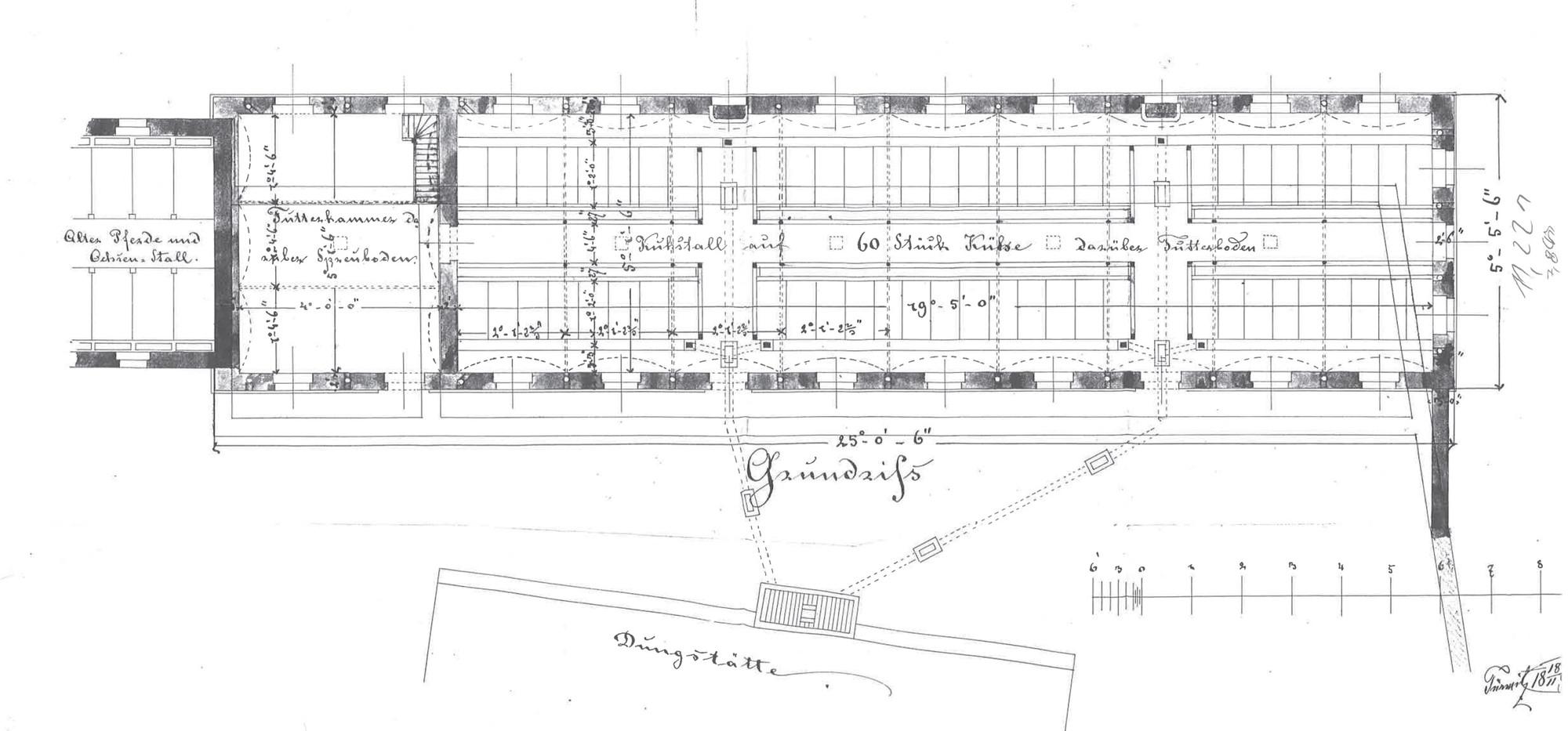 Gallery Of Horse Stable Refurbishment 3 1 Architekti 35