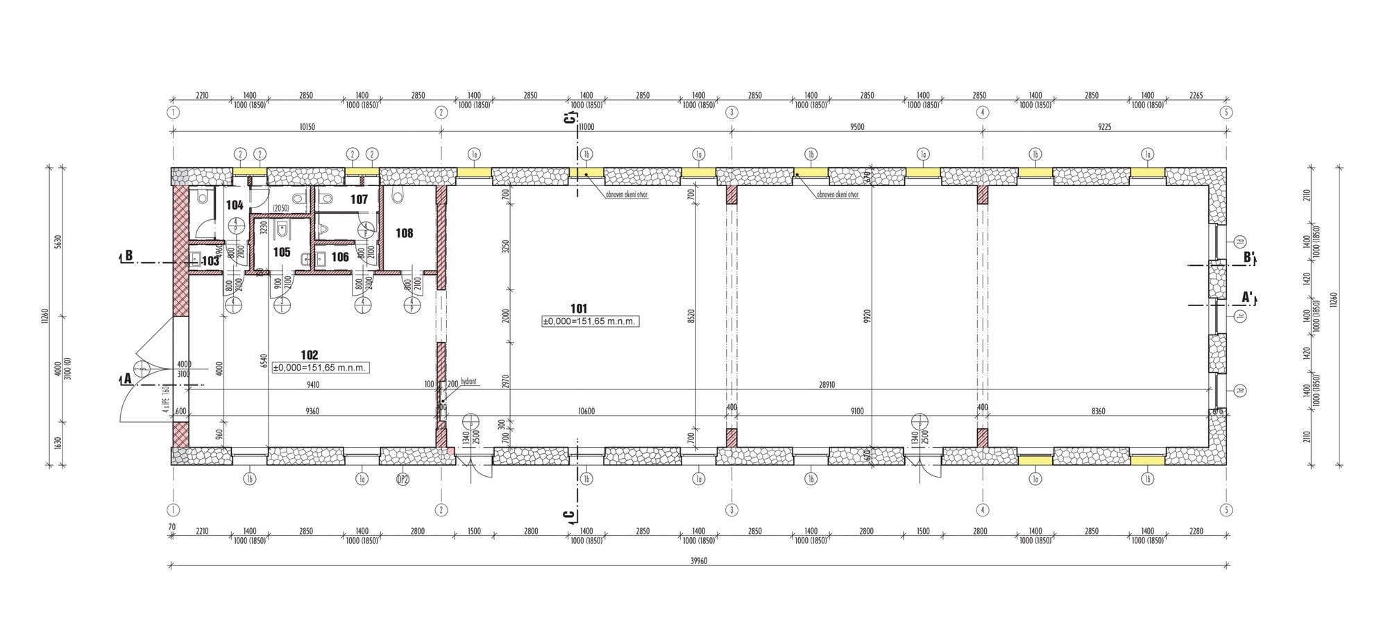 Gallery Of Horse Stable Refurbishment 3 1 Architekti 34