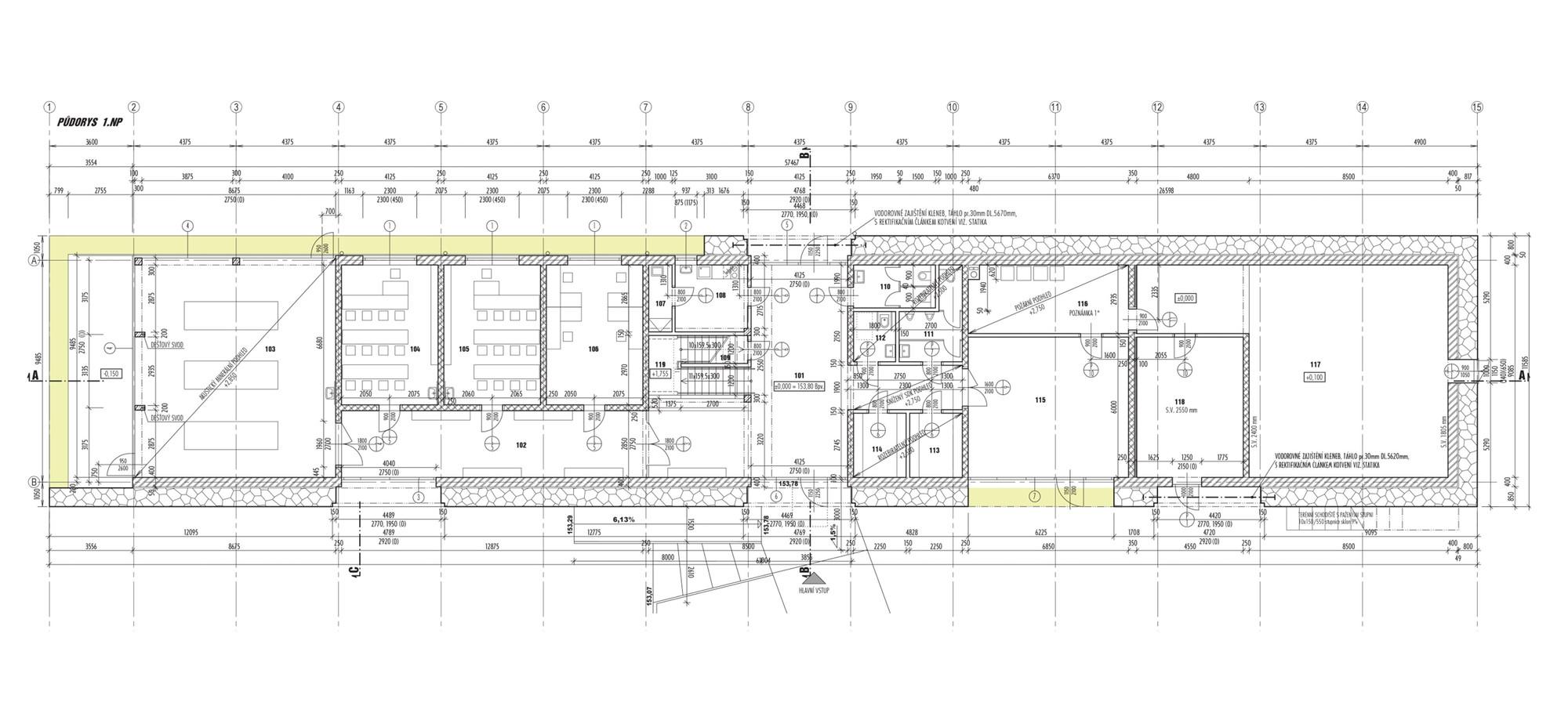 Gallery Of Training Center / 3+1 Architekti