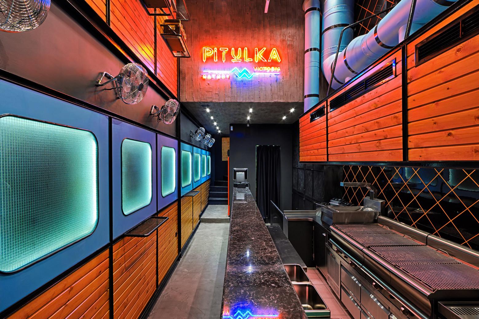 Pitulka Eatery / Triopton Architects, © Dimitris Kleanthis