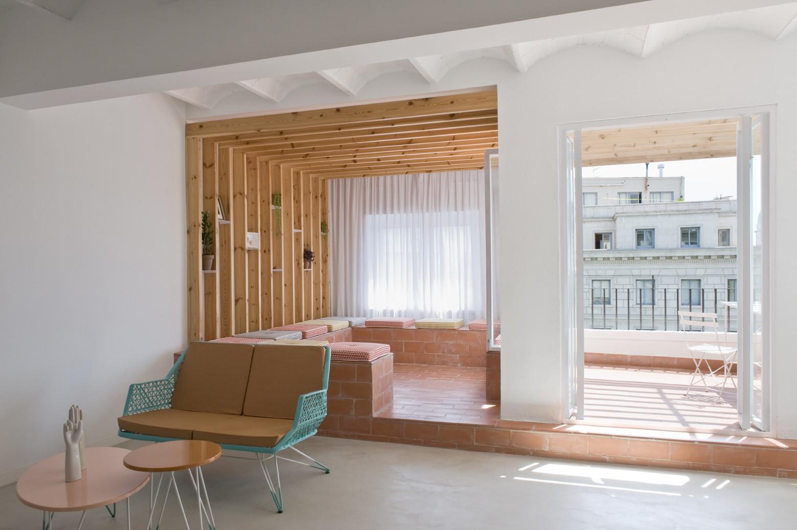 Rocha Apartment / CaSA, © Roberto Ruiz