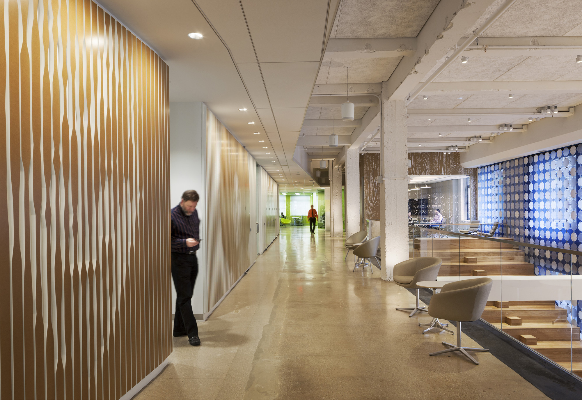 Gallery Of Pandora Media Inc New York Office Aba Studio 2