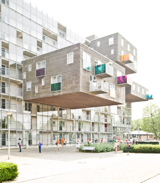 University Of Amsterdam Dorms: Winy Maas Selected As Curator For Strelka Institute's