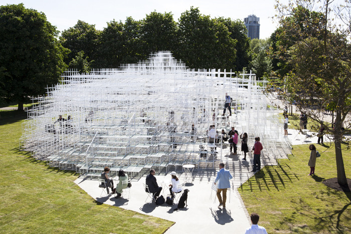 Melbourne to Launch Its Own Serpentine Pavilion, 2013 Serpentine Gallery Pavilion / Sou Fujimoto. Image © Danica O. Kus