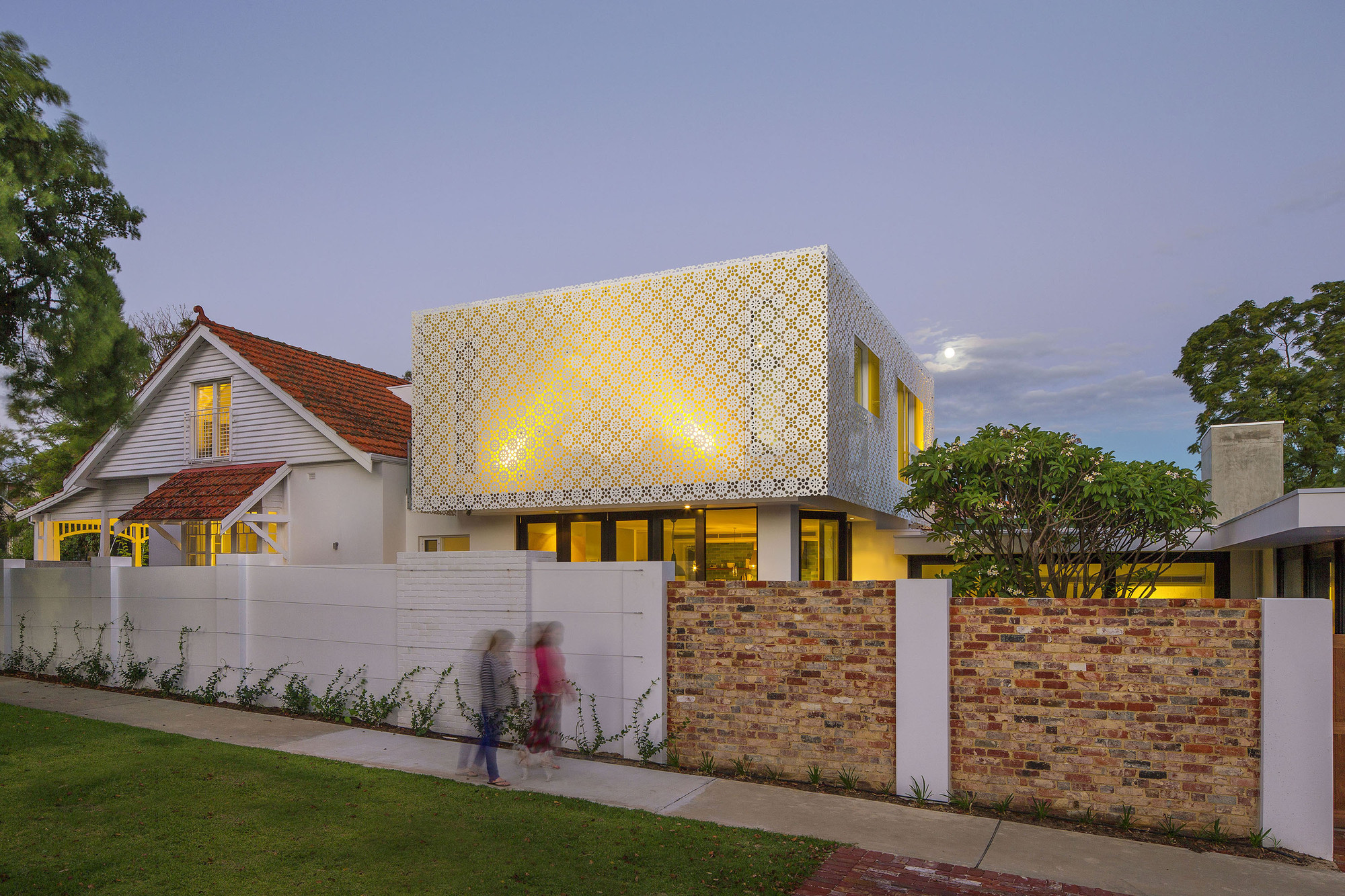 Hamersley Road Residence  / Studio53, © Christian Sprogoe