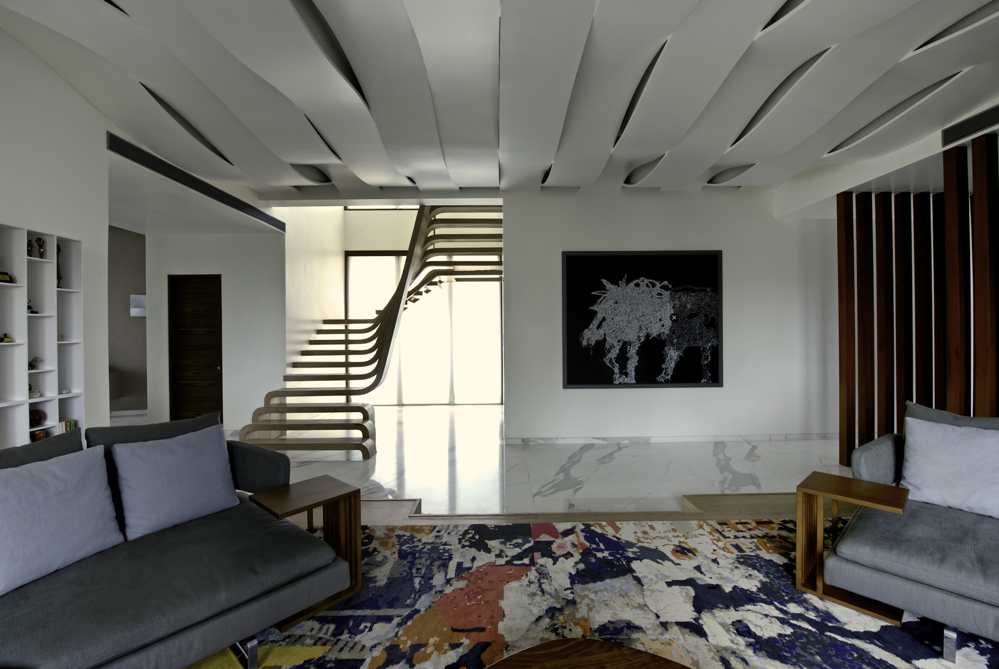 Gallery Of Sdm Apartment Arquitectura En Movimiento