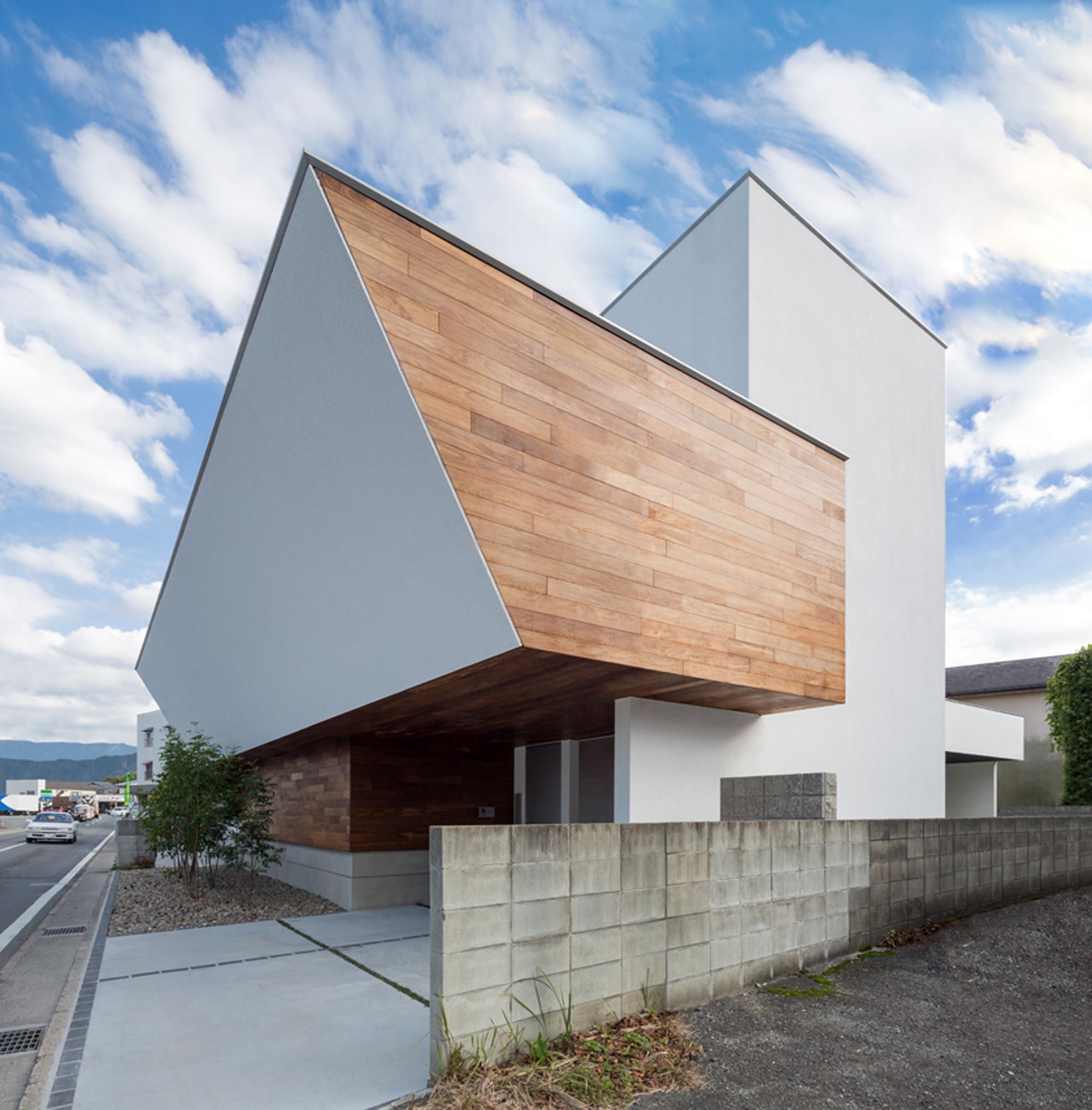 Casa A-2 / Architect Show, © Toshihisa Ishii
