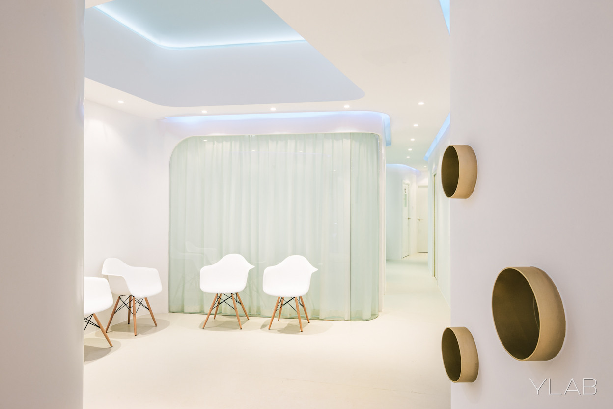 dental office design colors with Dental Angels Ylab Arquitectos on Lobby Chairs Waiting Room in addition Dental Office Wallpaper further Efficient Office Layout Of Dental Office Interior Design in addition Reception Design as well 76058 intersect 1.