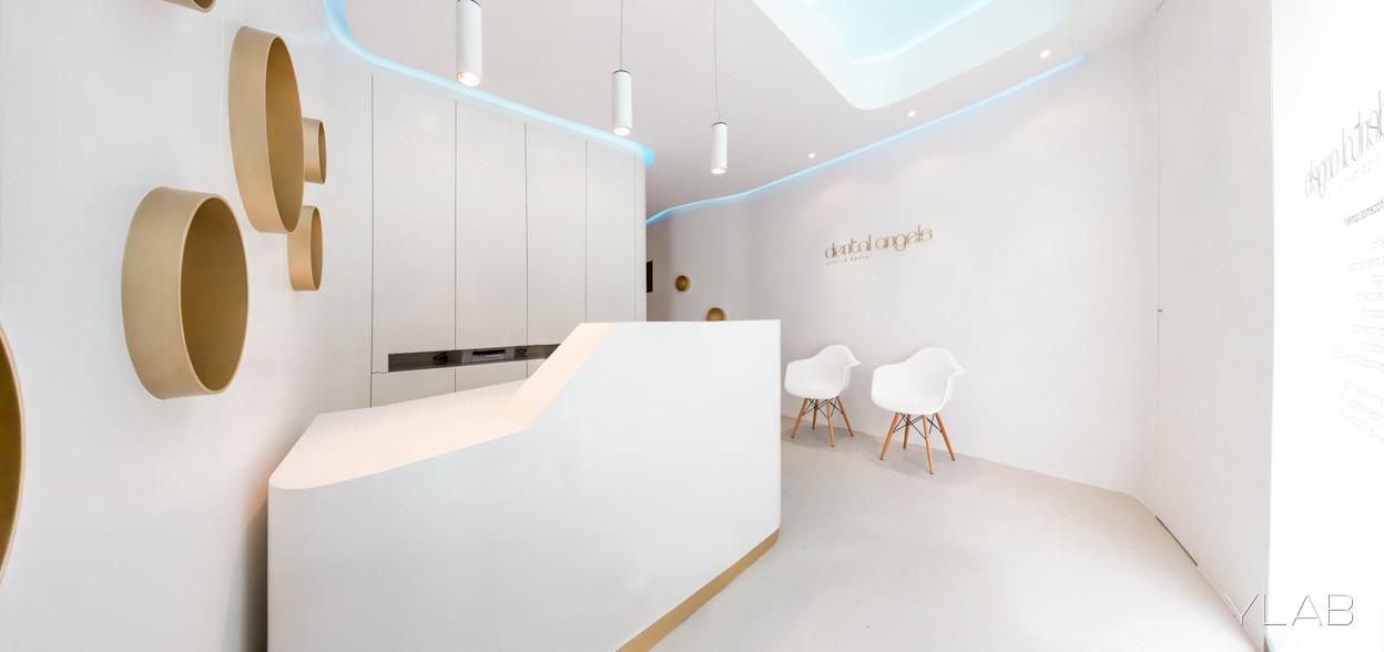 Dental angels ylab arquitectos archdaily - Clinicas dentales de diseno ...