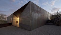 Casa Patio Desierto / Wendell Burnette Architects