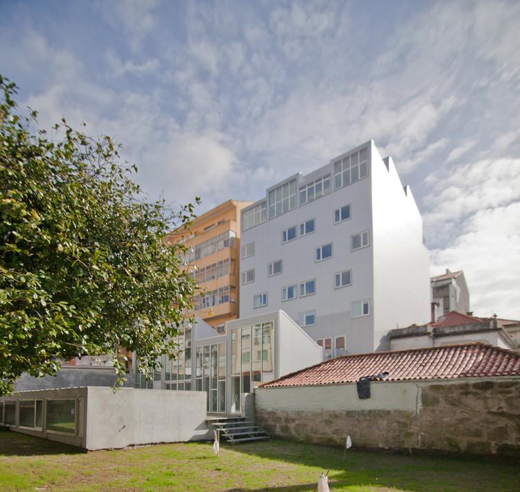 Senhora de Fátima / Pedro Mendes Arquitectos, © Jorge Lopez Conde