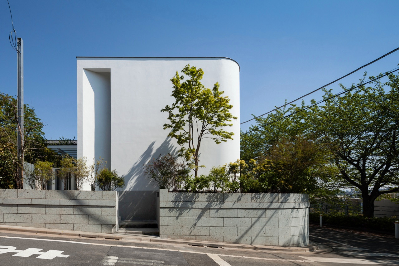 House for Green, Breeze and Light / Yaita and Associates, © Shigeo Ogawa