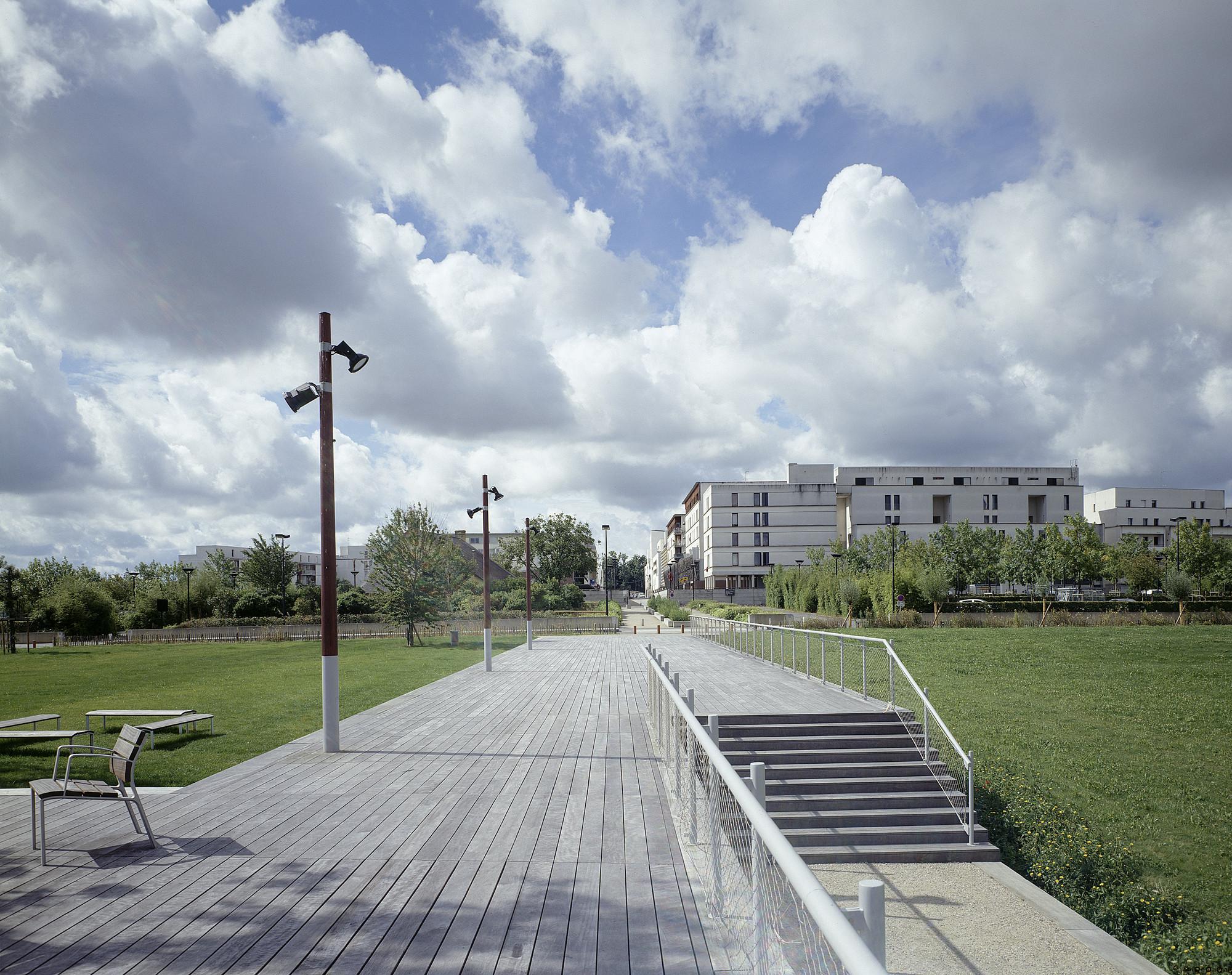 Galer a de paisaje y arquitectura parque ecol gico de st Arquitectura de desarrollo